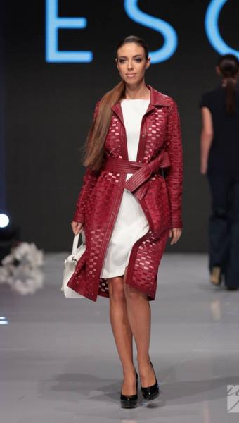 ESCADA ON SOFIA FASHION WEEK - AUTUMN/WINTER 2016